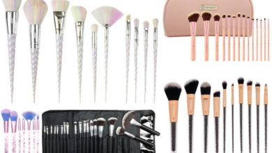 Best Cruelty Free Makeup Brush Sets For Under €60