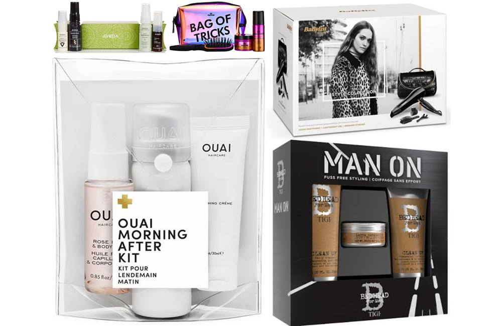 Best Hair Care Gift Sets Under €40