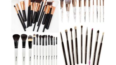 Best Makeup Brush Sets for under €50