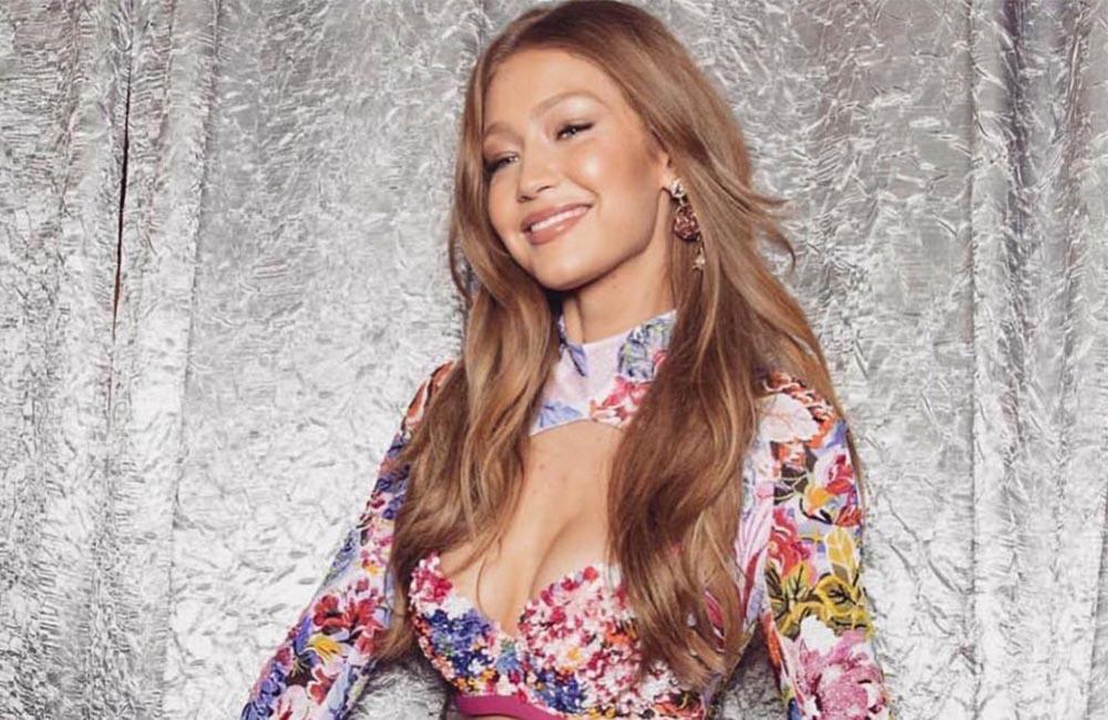 Gigi Hadid puts her Fashion success down to hard work