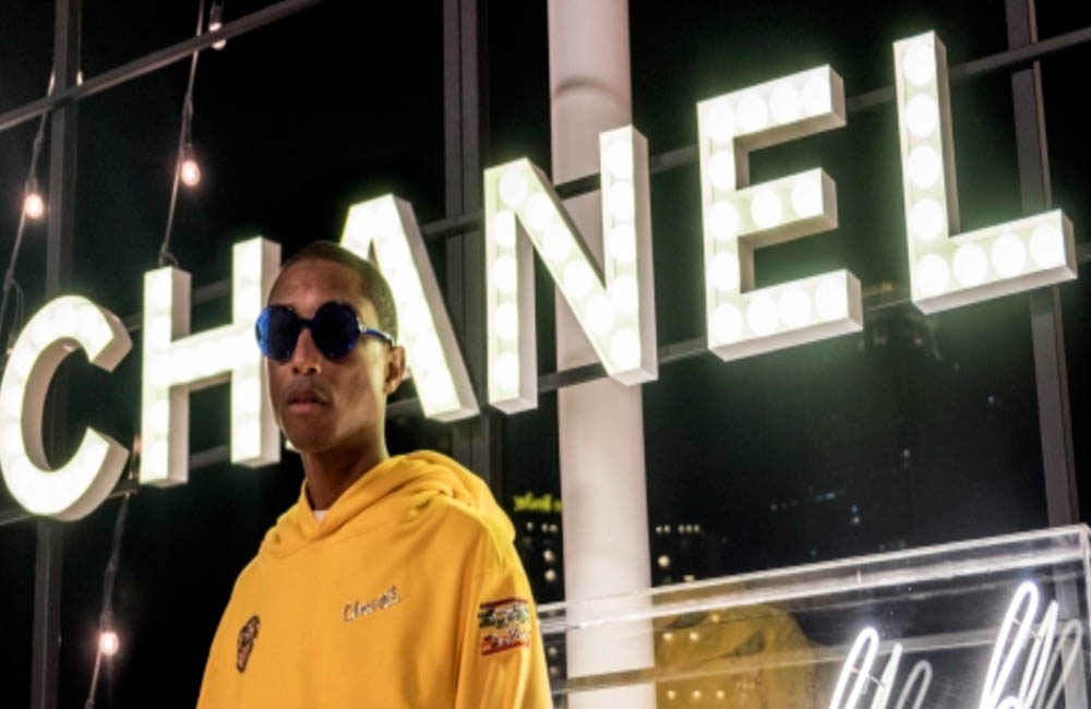Pharrell Williams collaborates with Chanel for new capsule