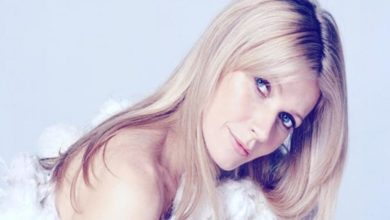 Gwyneth Paltrow launches plus size fashion line
