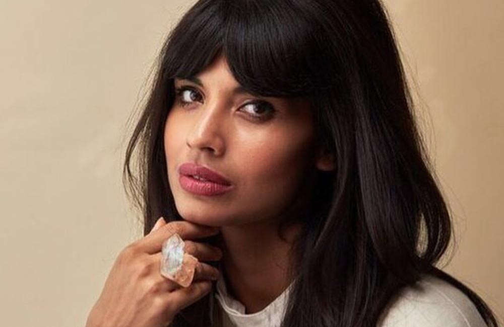 Jameela Jamil accuses celebs of lying about health products