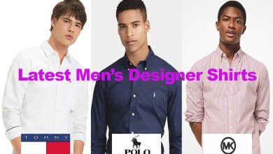 Latest Men's Designer Casual Shirts for under €99