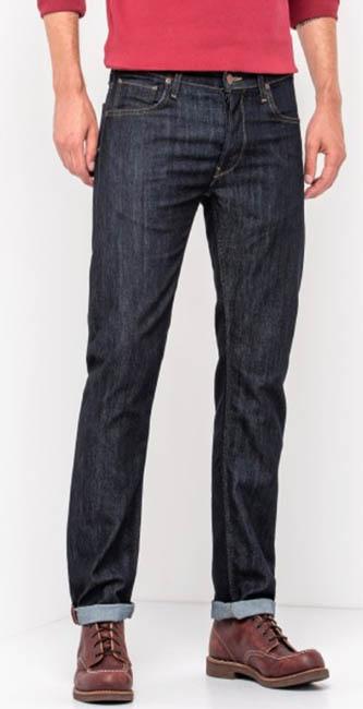 Lee Men's Daren Regular Slim Jeans