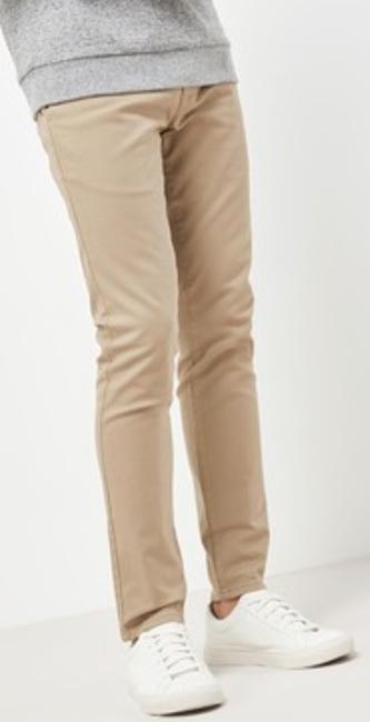 Men's Stretch Chinos from Next