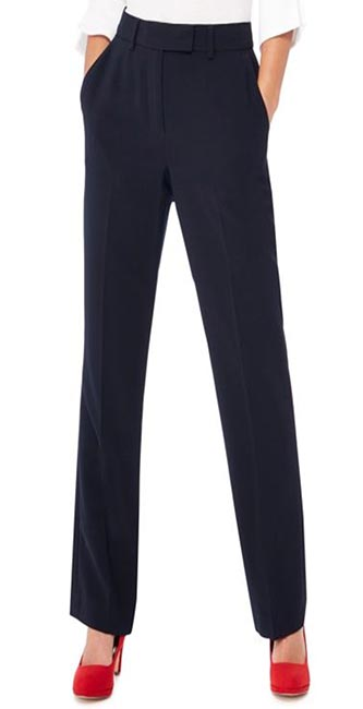Principles Navy Straight Leg Petite Suit Trousers from Debenhams