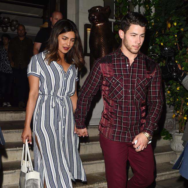 Priyanka Chopra And Nick Jonas Set Wedding Date