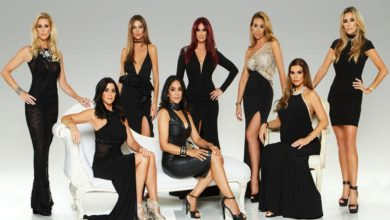 Real Housewives Of Cheshire maybe fake