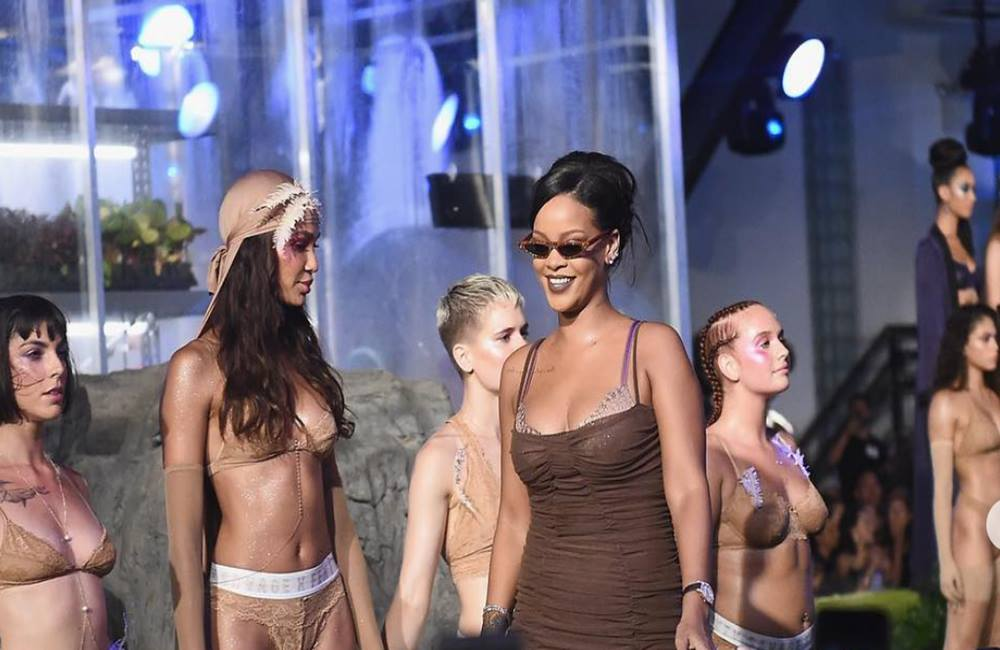 Rihanna Reacts To Victoria's Secret Controversy