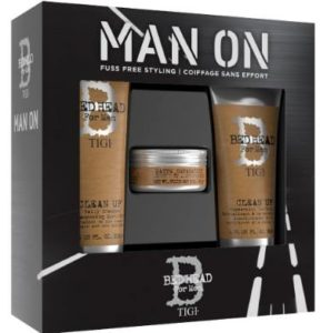 TIGI Bed Head Man On Gift Set