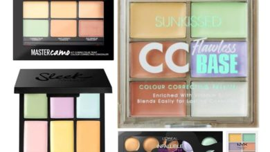The Best Colour Corrector Palettes For Under €20