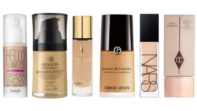 The Best Dewy Foundations for Radiant Looking Skin