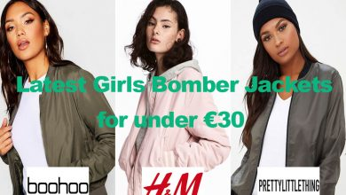 The Latest Bomber Jackets for under €30