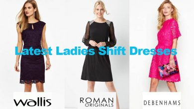 The Latest Ladies Shift Dress for under €70
