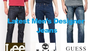 The Latest Men's Designer Jeans for under €95