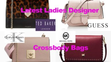 The Latest in Ladies Designer Crossbody Bags