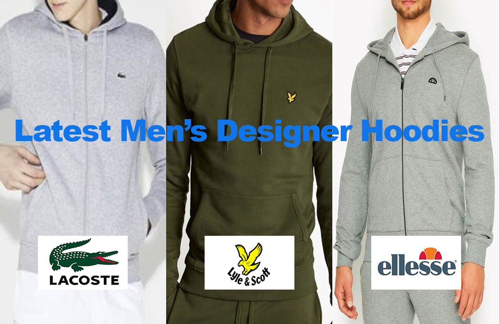 The Latest in Men's Designer Hoodies for under €100