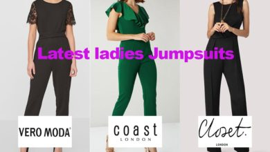 The latest in ladies jumpsuits fashion