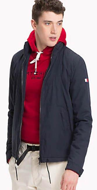 Tommy Hilfiger Cotton Padded Jacket