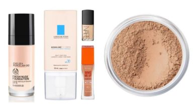 5 Foundations for Sensitive Skin Under €45