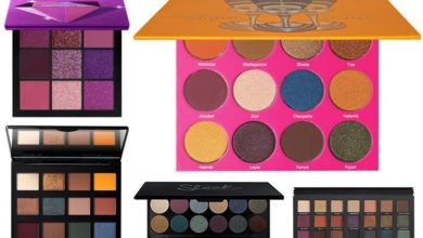 5 Jewel-Toned Eyeshadow Palettes Under €45