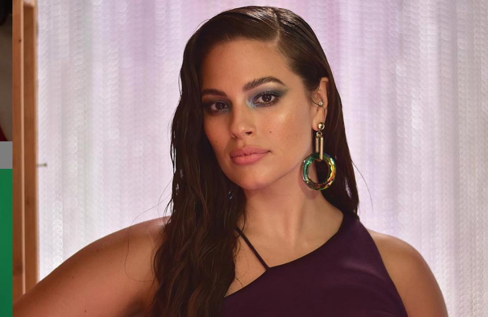 Ashley Graham calls for change in the beauty industry