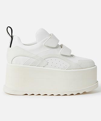 Eclypse Platform Sneakers from Stella McCartney