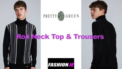 Latest Fashion Roll neck and Trousers from Pretty Green
