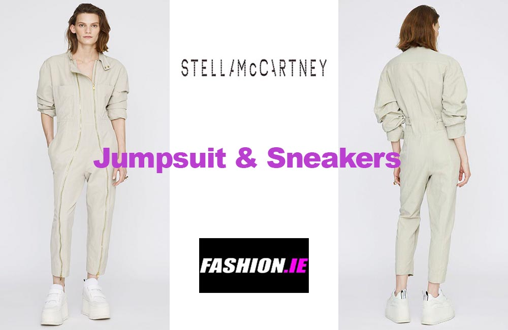 Latest fashion Jumpsuit & Sneakers from Stella McCartney