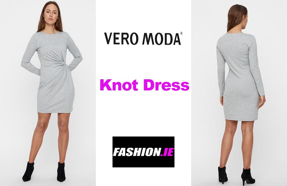 Latest fashion Knot dress from Vero Moda