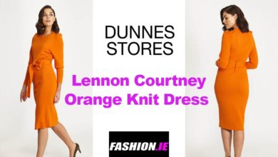The latest in knit dress design from Lennon Courtney
