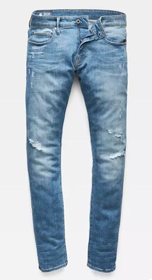 Revend Skinny Jeans from G-Star Raw