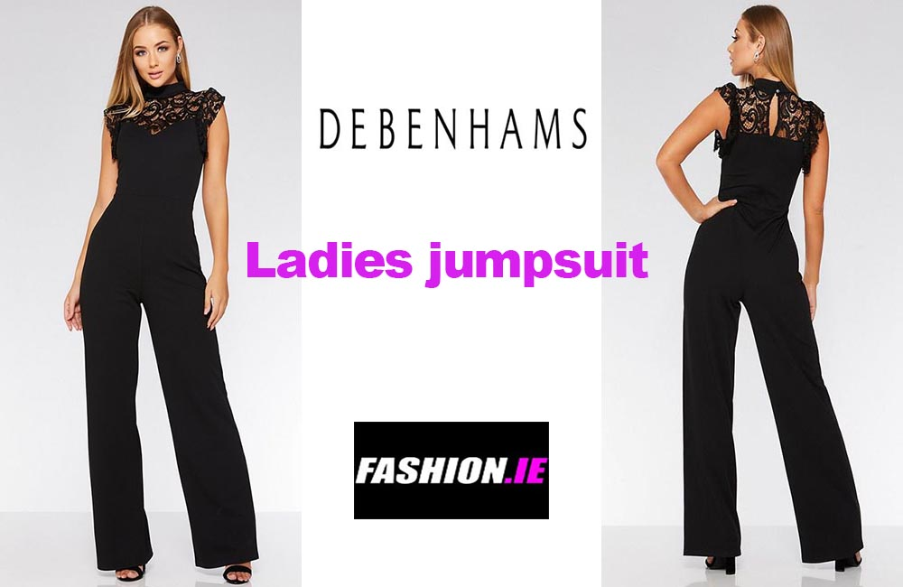 The latest in Jumpsuit fashion from Debenhams