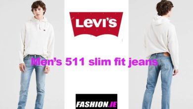 Latest men's 511 slim fit jeans from Levi