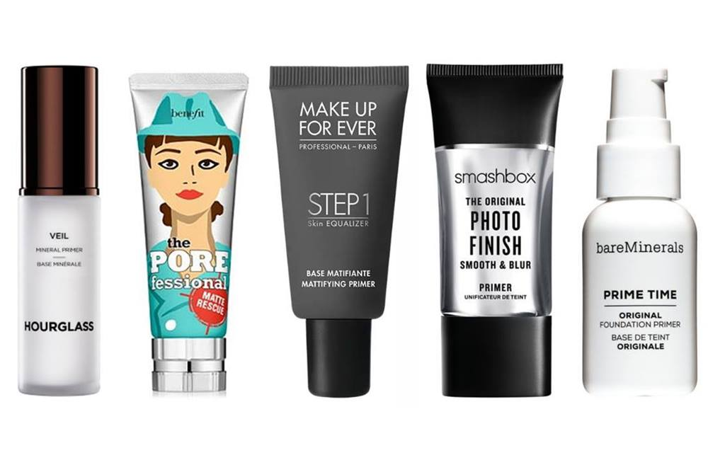 5 Mattifying Primers To Keep Oil At Bay All Day