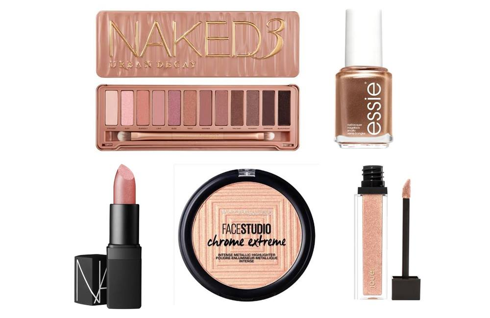5 Rose Gold Beauty Products You Need Right Now