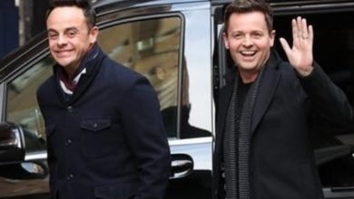 Ant and Dec reunite for Britain's Got Talent