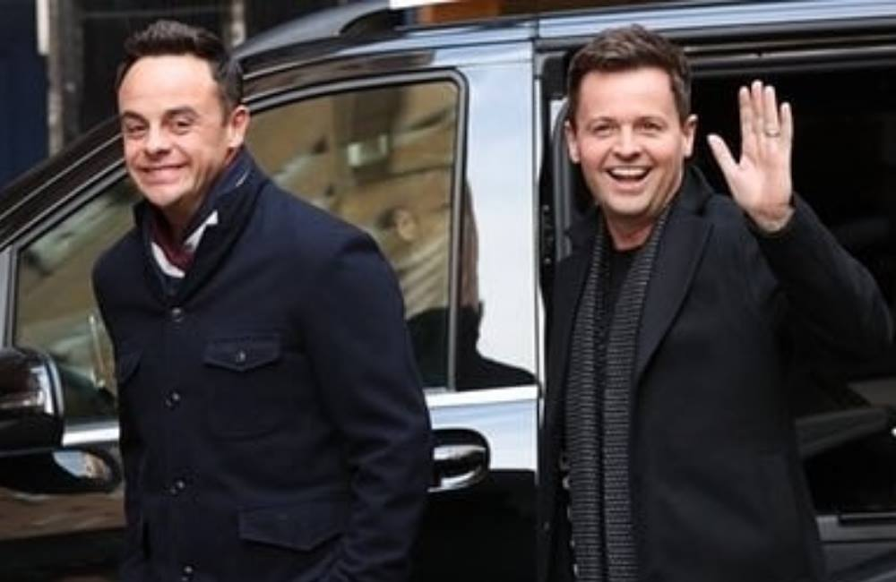 Ant and Dec reunite for Britain's Got Talent