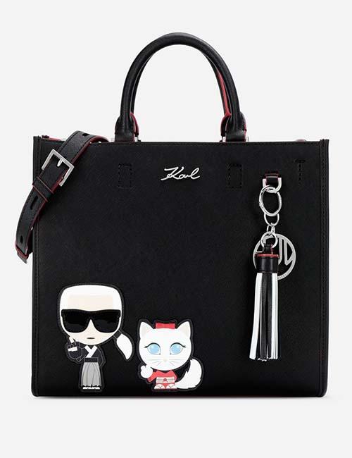 K/Tokyo Fun Shopper Bag from Karl Lagerfeld