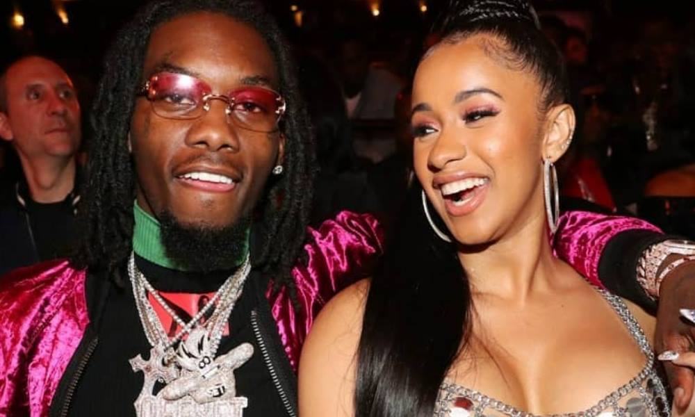 Cardi B and Offset trying to repair marriage