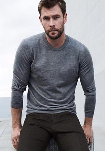 Chris Hemsworth (Instagram)