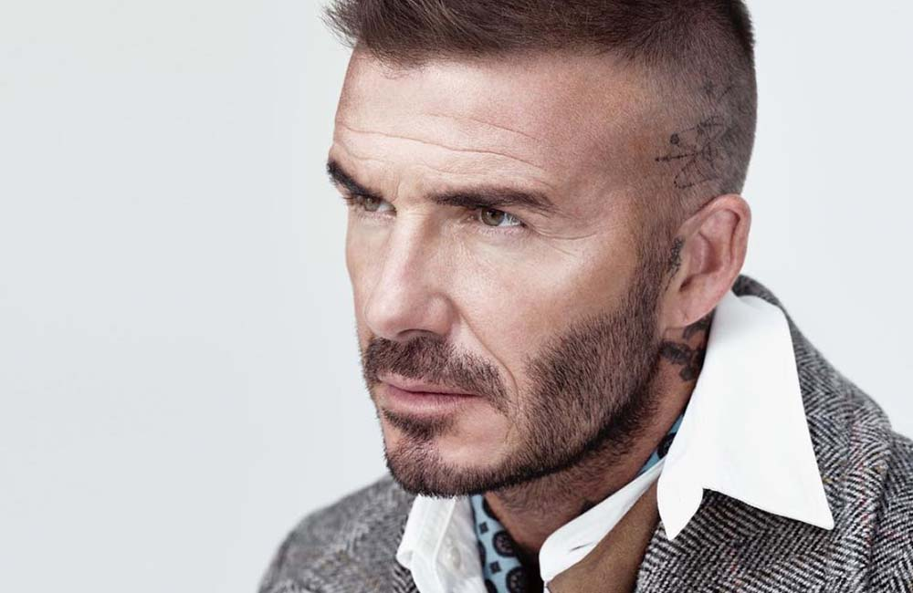 David Beckham's new initiative with the British Fashion Council