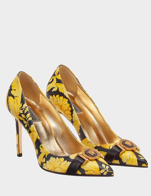 Decollete Barocco FW91 Pumps from Versace