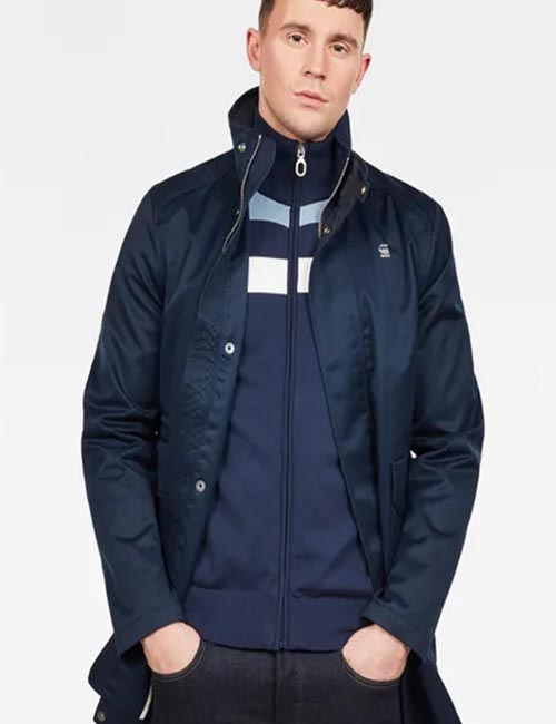 Garber Service Trench from G-Star Raw