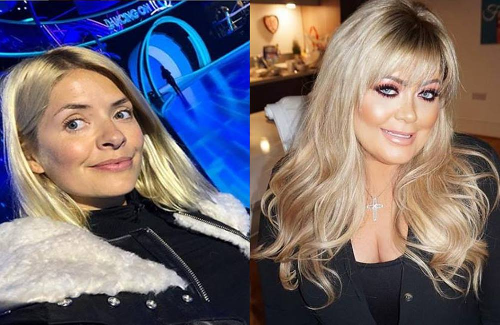Gemma Collins threatens to quit Dancing On Ice after Holly Willoughby comments