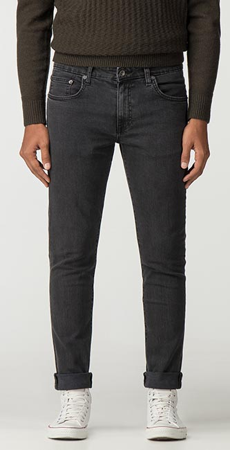 Grey Skinny Jeans from Ben Sherman