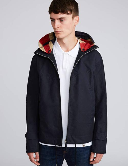 Heavy Waterproof Jacket from Pretty Green