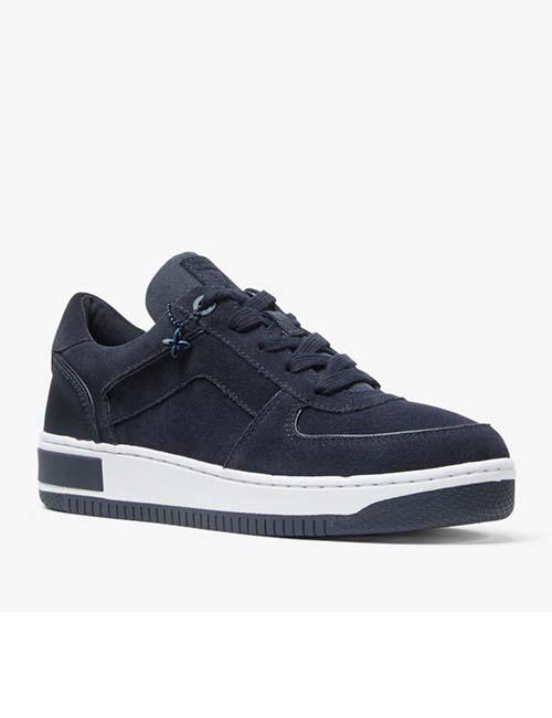 Jaden Suede Sneaker from Michael Kors