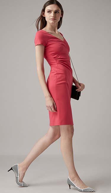 Jersey dress from Giorgio Armani
